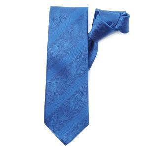 エトロ / ETRO / ネクタイ【剣先幅:8.5cm】 / BLUE PAISLEY ブルー / ...