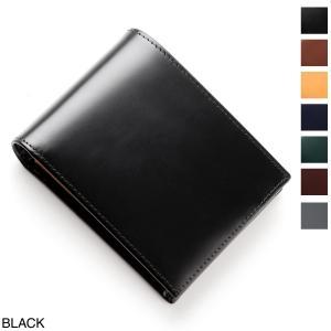 エッティンガー ETTINGER 2つ折り財布 小銭入れ付き BRIDLE LEATHER メンズ bh141jr-black|mb-y