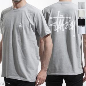 ステューシー / STUSSY / クルーネック Tシャツ 【2019年春夏新作】 モデル:BASI...