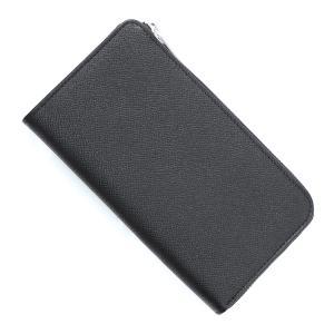 メゾンマルジェラ Maison Margiela ラウンドジップ 長財布 11 女性と男性のためのアクセサリーコレクション ブラック メンズ s35ui0431-p0399-t8013|mb-y