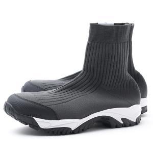 メゾンマルジェラ Maison Margiela ニットコンビ スニーカー 22 女性と男性のための靴のコレクション グレー メンズ s37ws0450-p1999-h3799|mb-y