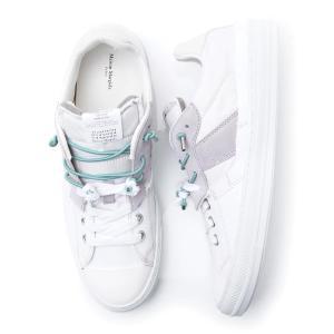 メゾンマルジェラ Maison Margiela スニーカー 22 女性と男性のための靴のコレクション ホワイト 大きいサイズあり メンズ s37ws0480-p2422-h7398|mb-y
