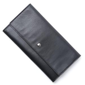 エムエム 6 メゾンマルジェラ MM6 Maison Margiela 長財布 小銭入れ付き ブラック レディース s41ui0058-pr107-t8013|mb-y