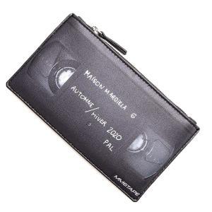 エムエム 6 メゾンマルジェラ MM6 Maison Margiela コインケース ブラック レディース s41wf0116-p3663-t8013|mb-y