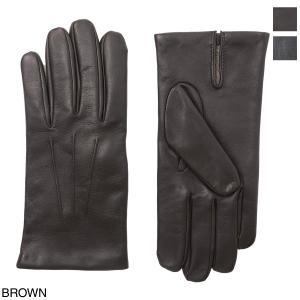 デンツ DENTS レザー グローブ BATH HAIR SHEEP ヘアシープ 手袋 メンズ 5-9001-brown|mb-y