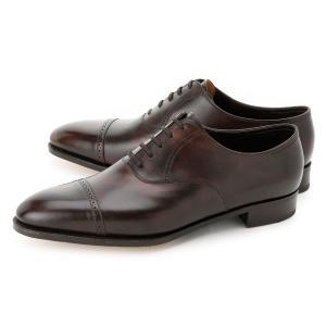 ジョンロブ JOHN LOBB 内羽根式シューズ PHILIP 2 フィリップ 2 ラスト 7000 ストレートチップシューズ 革靴 大きいサイズあり ブラウン メンズ|mb-y