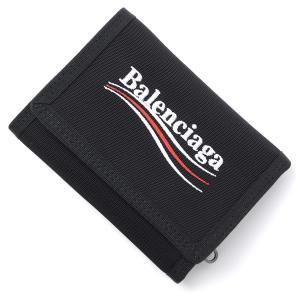 c280b1375ccb バレンシアガ BALENCIAGA 3つ折り 財布 小銭入れ付き EXPLORER SQUARE COIN WALLET エクスプローラー スクエア  コイン ウォレット