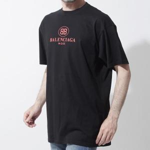 バレンシアガ BALENCIAGA クルーネック Tシャツ ...