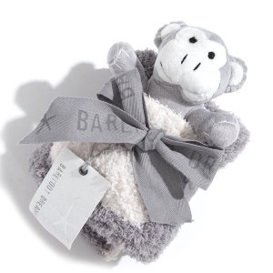 ベアフットドリームス BAREFOOT DREAMS ベビーブランケット ベージュ ベビー ブランケット 出産祝い ひざ掛け おくるみ b516-010-mo-dove-cream pocket buddies|mb-y