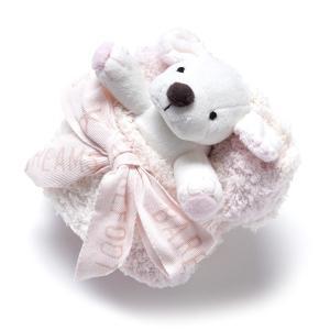 ベアフットドリームス BAREFOOT DREAMS ベビーブランケット ピンク ベビー ブランケット 出産祝い ひざ掛け おくるみ b516-63-pu-pinkcream POCKET BUDDIES|mb-y