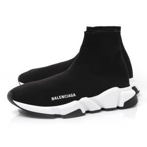 バレンシアガ BALENCIAGA スニーカー SPEED TRAINER スピードトレーナー 大きいサイズあり ブラック メンズ 530349-w05g9-1000|mb-y