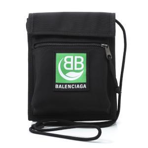 バレンシアガ BALENCIAGA ボディバッグ EXPLORER POUCH STRAP エクスプローラー ポーチ ストラップ ブラック メンズ 532298-9wb95-1000|mb-y