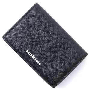 バレンシアガ BALENCIAGA 3つ折り 財布 小銭入れ付き VILLE ヴィル ブラック レディース 558208-0otgm-1000|mb-y