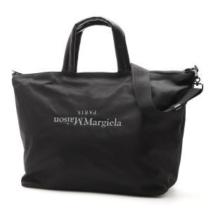 メゾンマルジェラ Maison Margiela ボストンバッグ 2WAY 11 女性と男性のためのアクセサリーコレクション ブラック メンズ s55wi0109-p0924-t8013|mb-y