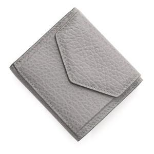 メゾンマルジェラ Maison Margiela 3つ折り 財布 小銭入れ付き 11 女性と男性のためのアクセサリーコレクション グレー レディース s56ui0150-p0399-h8383|mb-y