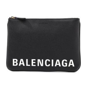 バレンシアガ BALENCIAGA クラッチバッグ VILLE POUCH ヴィル ポーチ ポーチ ブラック レディース 579857-0otnm-1090|mb-y
