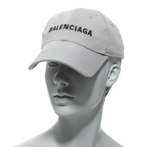 バレンシアガ BALENCIAGA キャップ グレー レディース 590758-310b2-1460|mb-y