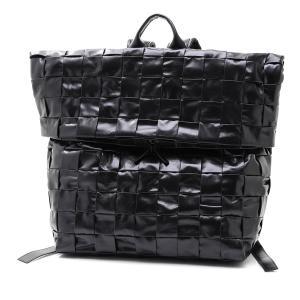 ボッテガヴェネタ BOTTEGA VENETA バックパック THE CASSETTE BACKPACK PAPER CALF LEATHER ブラック メンズ 629069-vcq71-8803|mb-y