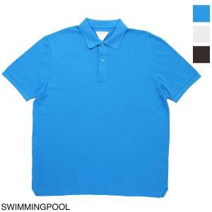 ボッテガヴェネタ BOTTEGA VENETA ポロシャツ TSHIRT NEW DRY PIQUET メンズ 631006-v01g0-4119|mb-y
