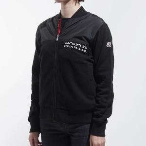 モンクレール MONCLER ジップジャケット ブラック レディース 8414205-809b3-999|mb-y