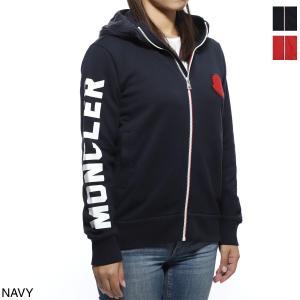 モンクレール MONCLER ジップパーカ レディース 8417650-809b3-778|mb-y