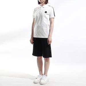 モンクレール MONCLER ポロシャツ&ハーフパンツのセット ホワイト レディース 8812905-8496w-034 mb-y