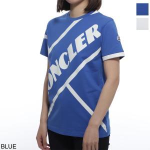 モンクレール MONCLER クルーネックTシャツ レディース 8c70120-83907-711|mb-y