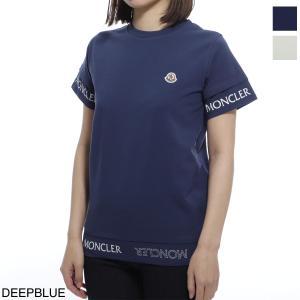 モンクレール MONCLER クルーネックTシャツ レディース 8c70510-8790a-738|mb-y