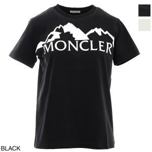 モンクレール MONCLER クルーネックTシャツ レディース 8c72820-83092-999|mb-y