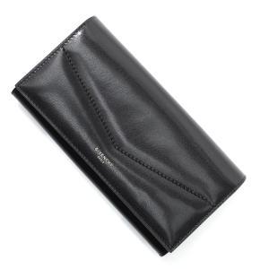 ジバンシー GIVENCHY 長財布 小銭入れ付き EDGE ブラック レディース bb6096b0cc-001|mb-y