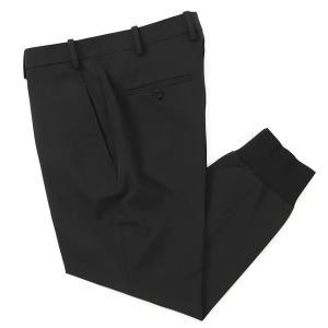 ニールバレット NeIL BarreTT ジョガーパンツ TRAVEL TECNO STR. スラックス ブラック メンズ pbpa78sh-p033-01|mb-y