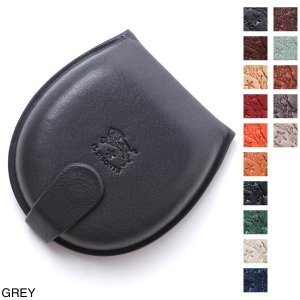 イルビゾンテ IL BISONTE 馬蹄型 コインケース C0543 メンズ レディース c0543-p-845|mb-y