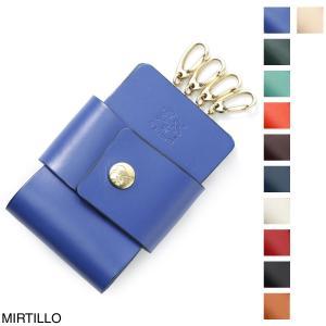 イルビゾンテ IL BISONTE キーケース メンズ レディース c1182-ep-1018-mirtillo|mb-y