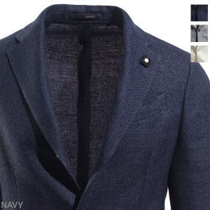 ラルディーニ LARDINI 3つボタン ジャケット メンズ eg903av-a52527-6|mb-y