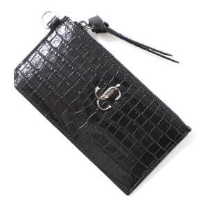 ジミーチュウ JIMMY CHOO カードケース LISE ブラック レディース lise-cbh-black|mb-y