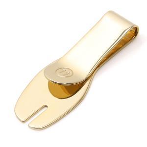 メゾンマルジェラ Maison Margiela マネークリップ 11 女性と男性のためのアクセサリーコレクション ゴールド メンズ sm1vt0005-s12713-950|mb-y