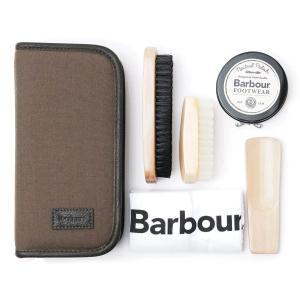 バブアー Barbour シューケア セット BARBOUR SHOE CARE KTI バブアー シュー ケア キット ブラウン メンズ mac0156tn11-classic|mb-y