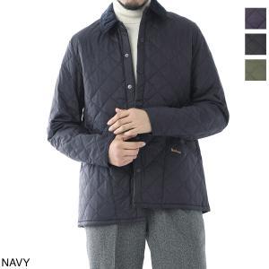 バブアー Barbour キルティングジャケット BARBOUR HERITAGE LIDDESDALE QUILT キルティングブルゾン メンズ mqu0240ny92-navy|mb-y