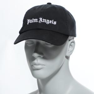 パーム エンジェルス PALM ANGELS キャップ CLASSIC LOGO CAP ブラック メンズ pmlb003r20224001-1001|mb-y