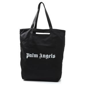 パーム エンジェルス PALM ANGELS トートバッグ PALM ANGELS SHOPPER ブラック メンズ pmna031e20fab001-1001|mb-y