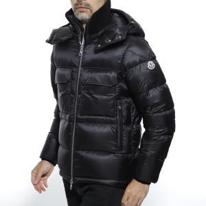 モンクレール MONCLER ダウンジャケット ROUVE ブラック メンズ rouve-4082505-53334-999|mb-y
