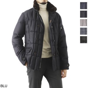 ムーレー MOORER ダウンジャケット SIRO-L シーロ 大きいサイズあり メンズ siro-l-blu|mb-y