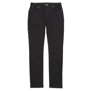 ヌーディージーンズ nudie jeans co ジップフライ ジーンズ SKINNY LIN スキニーリン レングス32 ブラック 大きいサイズあり メンズ|mb-y
