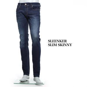 ディーゼル DIESEL ストレッチ ジーンズ SLEENKER SLIM SKINNY スリーンカー スリムスキニー ブルー 大きいサイズあり メンズ sleenker-00s7vg-084ri|mb-y
