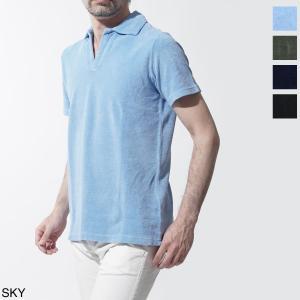 ザジジ / THE GIGI / パイル地 スキッパー ポロシャツ / THAITI / thait...