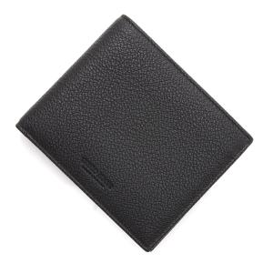 ジョルジオアルマーニ GIORGIO ARMANI 2つ折り財布 ブラック メンズ y2r120-yth7j-80001|mb-y