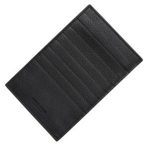 ジョルジオアルマーニ GIORGIO ARMANI カードケース ブラック メンズ y2r440-yth7j-80001|mb-y