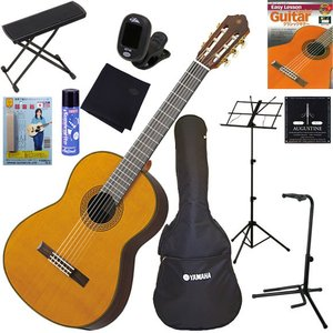 表板に米杉単板、側/裏板にはローズウッド、指板にはエボニーを採用し、楽器としての機能を重視した上位モ...