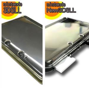 ニンテンドー 3DSLL new3DSLL ◇ クリアケース...