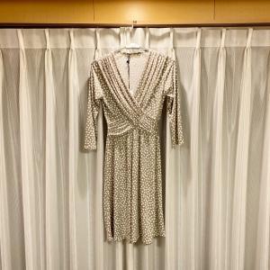 EGERIE エジェリ no.19 フランス製 パリ ワンピース 2019年 T2(M/Lサイズ)新作|mcb-apparel